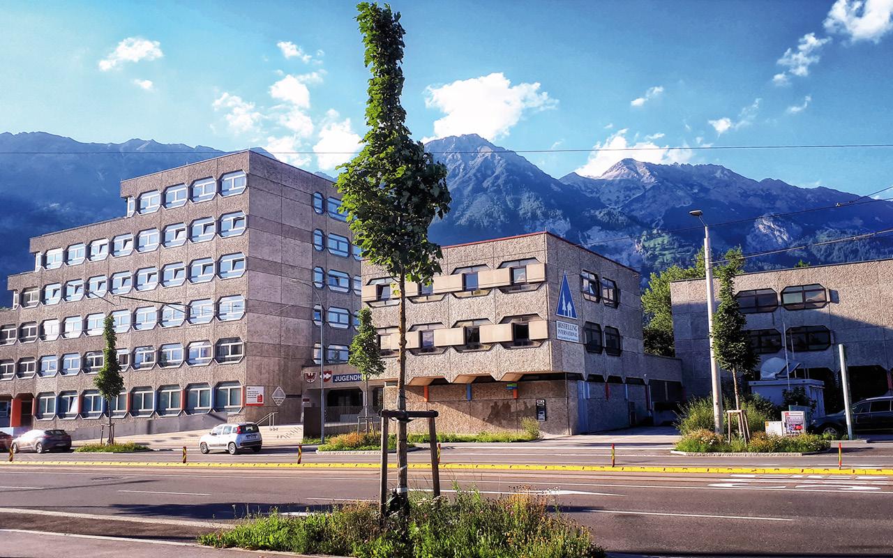 Innsbruck Reichenauerstraße