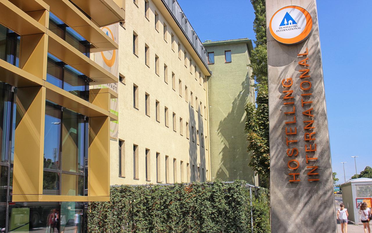 1200 Wien Jugendgästehaus